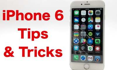 Master your new iPhone with these iPhone 6 tips & tricks.