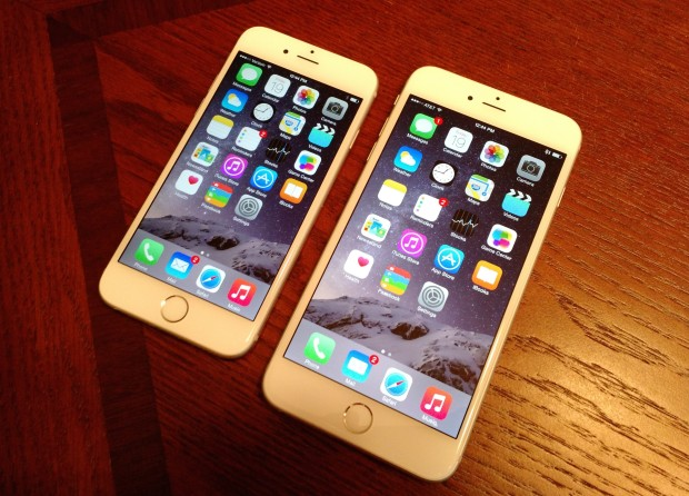 Over 3,000 Walmart locations offer the iPhone 6 in stock today on Verizon, AT&T and Sprint.
