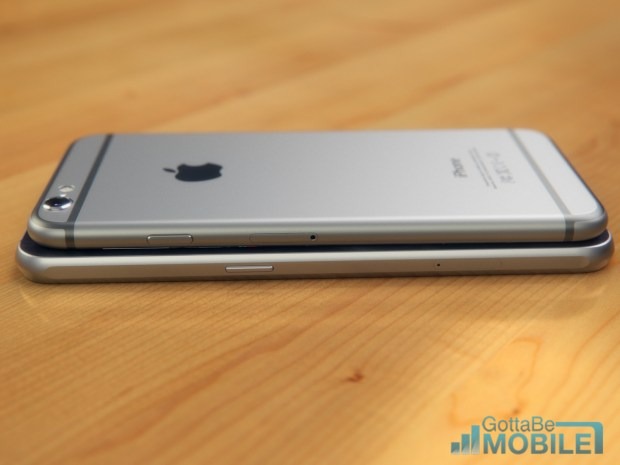 See how the iPhone 6 vs Galaxy S6 design could compare based on rumors and the iPhone 6 that is already in stores.