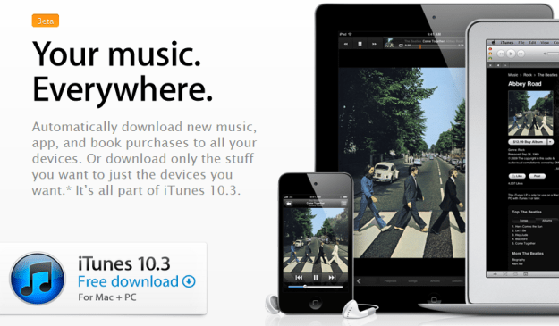 How to Get the New iTunes in the Cloud Music App Now With iTunes 10 3