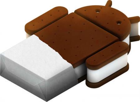 Android 3.4 Ice Cream Sandwich