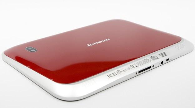 Back of Lenovo IdeaPad K1