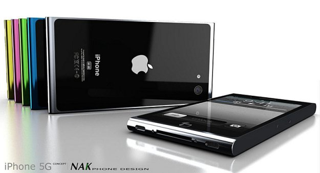 iphone 5 in colors