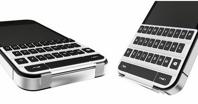 iPhone smartkeyboard