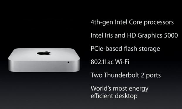 mac mini facts