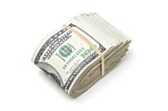 bundle of cash