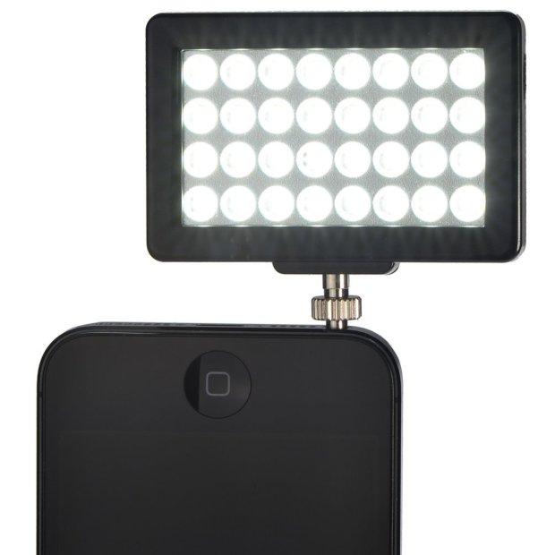 mudder iphone led flash