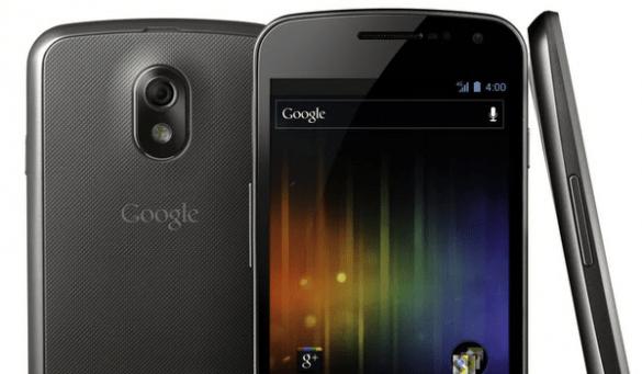 Galaxy Nexus 4G LTE