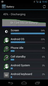 Galaxy Nexus Battery