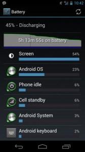 Galaxy Nexus Battery