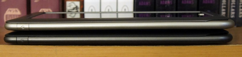 Nook Color and Nook Tablet edge