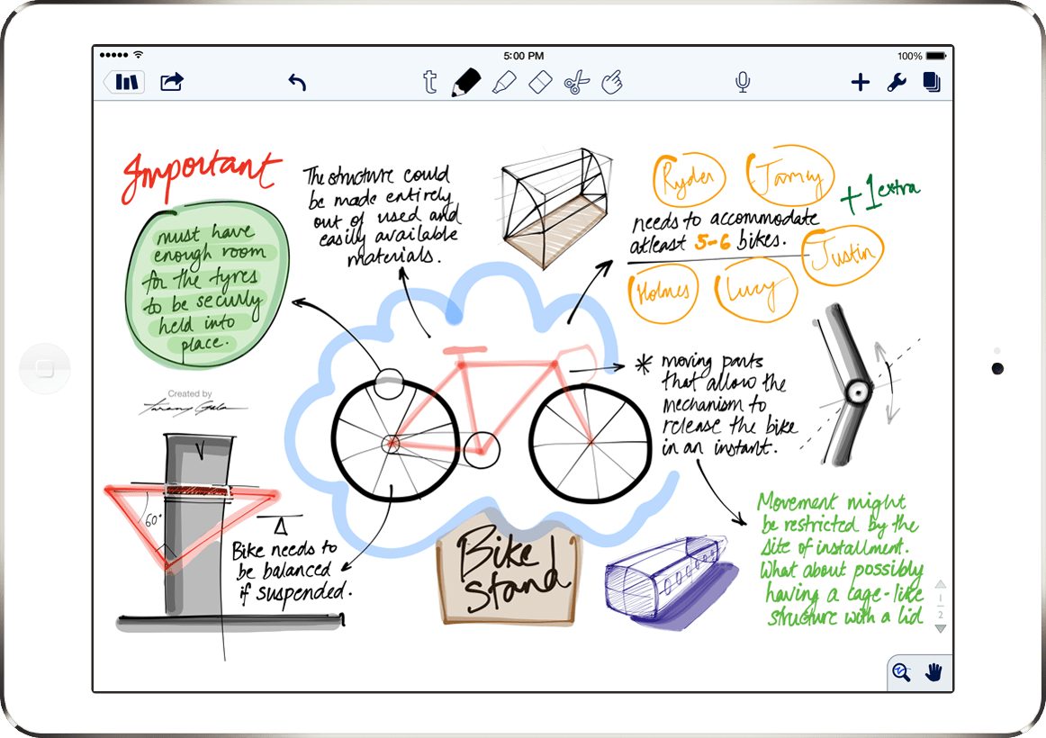 Coloring book for notability - Notability For Note Taking