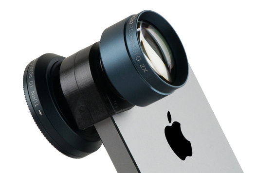 olloclip telephoto zoom lens for iphone 5s