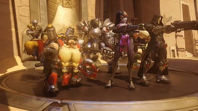 Overwatch Release for PS4 & Xbox One Leaked