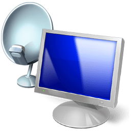 Access your desktop remotely, or remotely work on your desktop