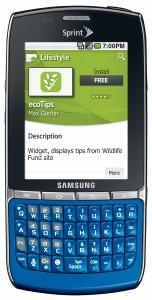 Samsung Replenish