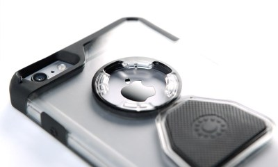 rokform clear iphone 6 plus mountable case
