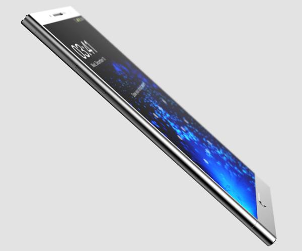 Galaxy S6  design concept.