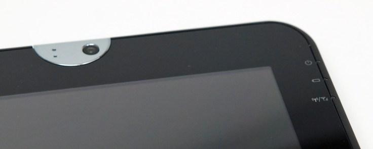 Toshiba Thrive Tablet - Front Camera