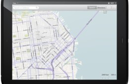 touchpad-maps