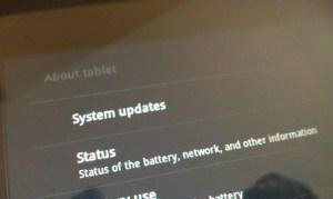 touchwiz System update