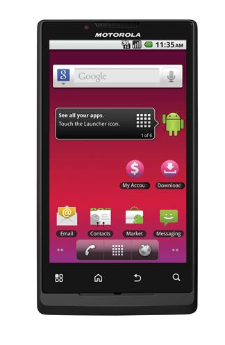 Motorola Triumph