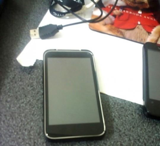 Photo Used to Fake Nexus 3