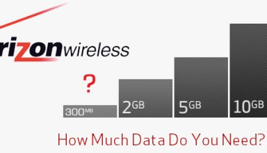 verizon wireless data plans