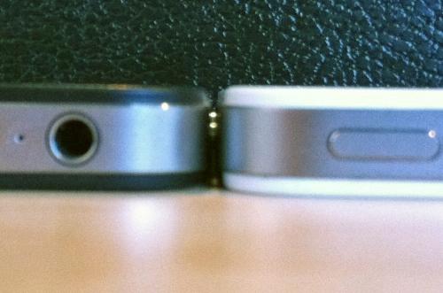 White iPhone 4 vs. Original iPhone 4