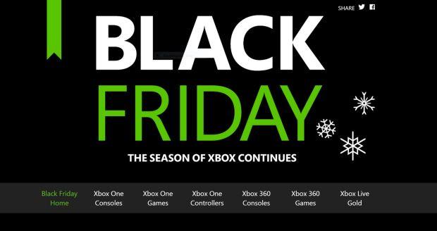 xbox black friday