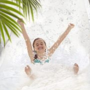 Image of waterslide at La Costa