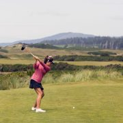 Image of Robin Ree at Bandon Dunes