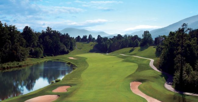 Image of Wintergreen Resort's Stoney Creek course