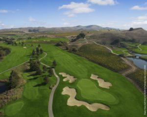 Image of Eagle Vines, Napa Valley golf course