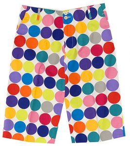 Image of Loudmouth Disco Ball shorts