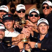 Image of U.S Ryder Cup team