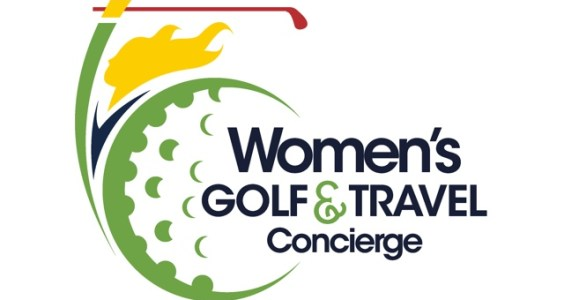 Image of Women's Golf & Travel Concierge Logo