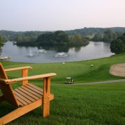 Image of golf chair at Grand Geneva Resort and Spa