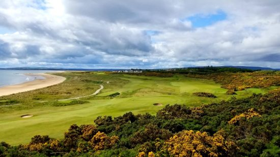 Image of Royal Dornoch landscape