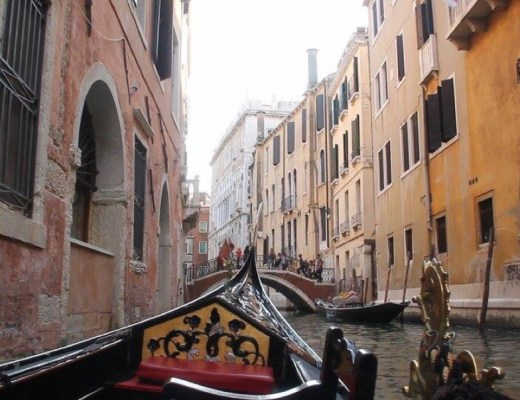 The Back Canals of Venice