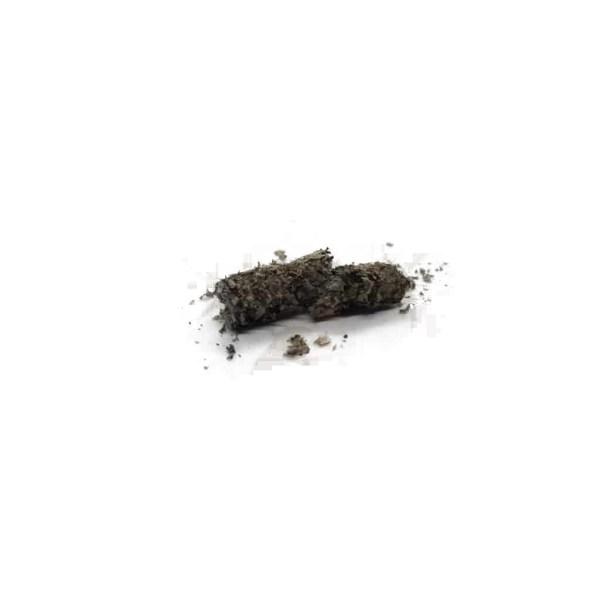 Gas mask ash
