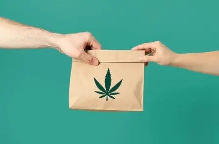 weed delivery service featured