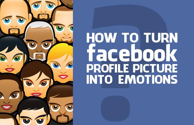 วิธีทำรูป Profile ใน Facebook ให้เป็น Emotions เวลา Chat