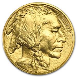 American Buffalo 1 troy ounce gouden munt