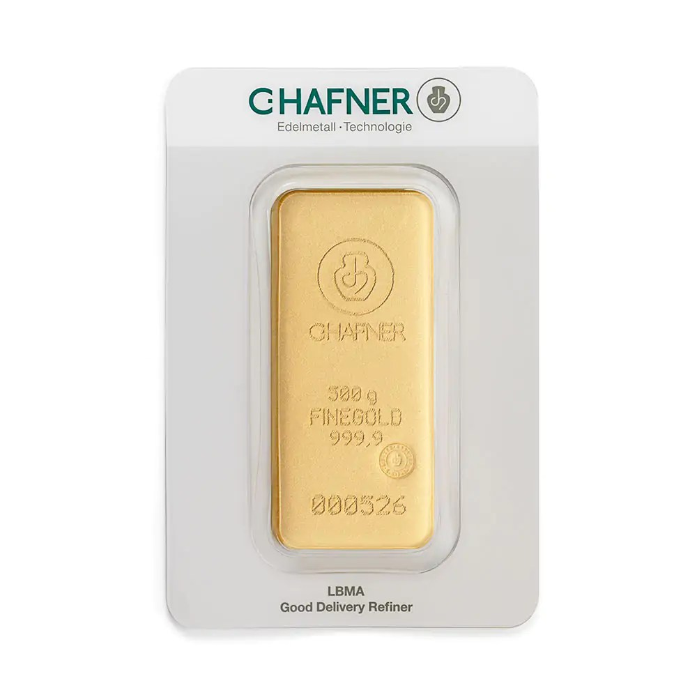 C.Hafner 500 gram