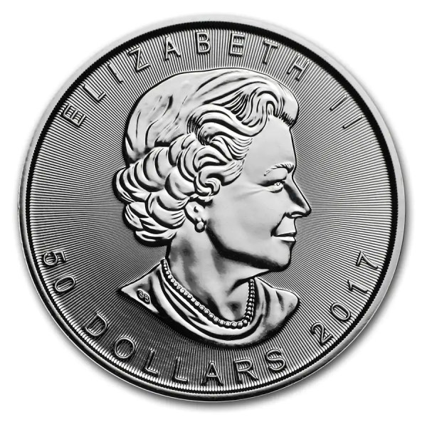 platina 1 troy ounce munt