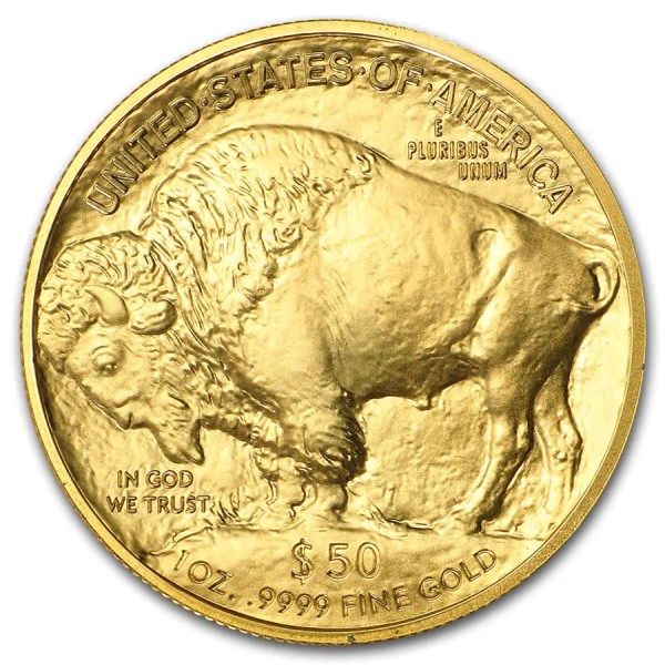 American Buffalo 1 troy ounce gouden munt 2017