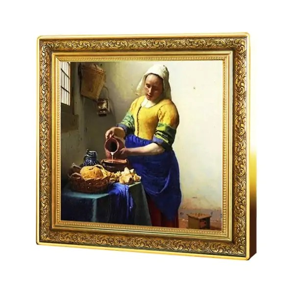 Vermeer Melkmeisje