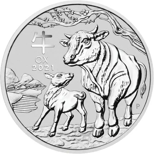 OX 1 troy ounce