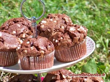 Muffins-chocolat
